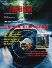 Internet Retailer Magazine Subscription