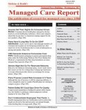 Managed Care Report Magazine