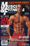 Muscle Fitness Magazine Subscription