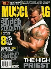 Musclemag International magazine subscription
