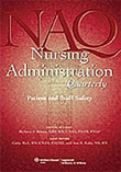 Nursing Administration Quarterly Magazine