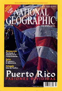 National Geographic en Espanol magazine subscription