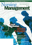 Nursing Management Magazine - MedicalUS magazine subscriptions