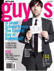 Nylon Guys Magazine - Men's InterestUS magazine subscriptions