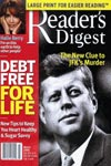 Readers Digest Large Print Magazine - Anectodal and Inspiration