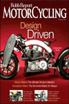 Robb Report Motorcycling Magazine