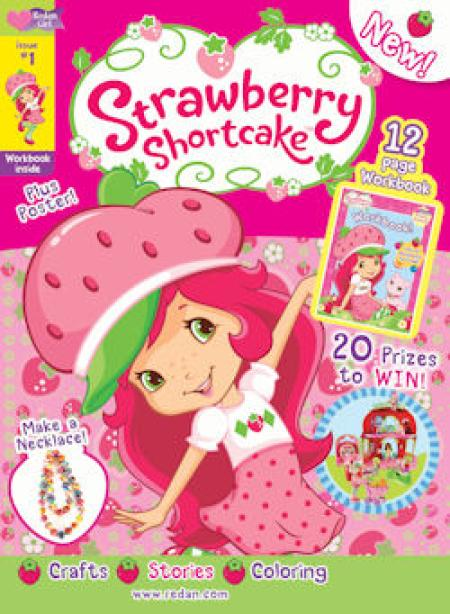 Strawberry Shortcake magazine subscription