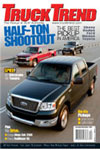 Truck Trend Magazine - AutomotiveUS magazine subscriptions