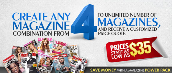 Magazine Bundles