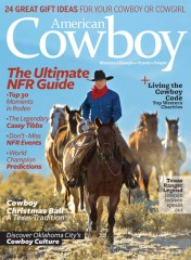 American Cowboy magazine subscription