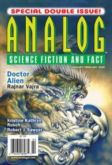 Analog Science Fiction and Fact magazine Magazine Subscription