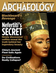 Archeology magazine subscription