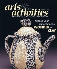 Arts Activities Magazine Subscription