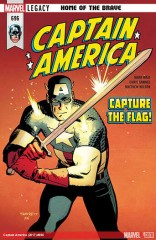 Captain America Magazine