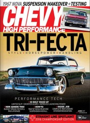 Chevy High Perfomance magazine subscription