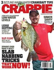Crappie World magazine subscription