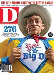 D (Dallas) Magazine
