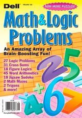 Dell Math Puzzles & Logic Problems magazine subscription