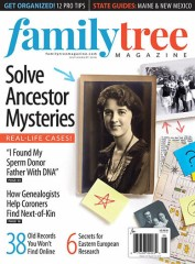 Family Tree Magazine Subscription