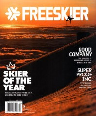 Freeskier magazine subscription