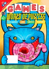 Games magazine subscription