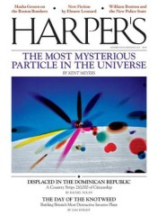 Harper's magazine subscription