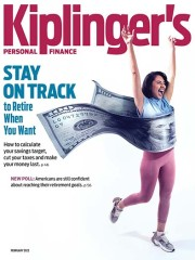 Kiplingers Personal Finance magazine subscription