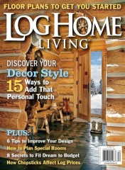 Log & Timber Home Living Magazine