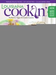 Louisiana Cookin Magazine