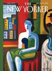 New Yorker Magazine Subscription