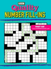 Quality Number Fill-Ins magazine subscription