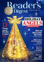 Readers Digest Magazine