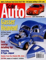 Scale Auto Magazine Subscription