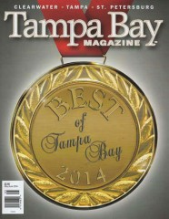 Tampa Bay magazine subscription