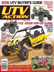 UTV Action magazine subscription