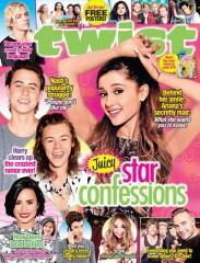 Twist magazine subscription