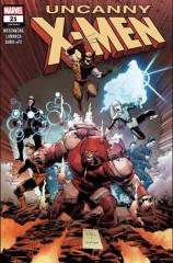 Uncanny X-Men magazine subscription