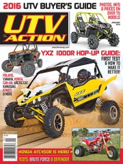 4-Wheel ATV Action magazine subscription