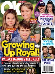 OK! magazine subscription