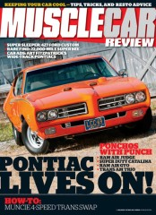 Muscle Car Review magazine subscription
