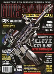 Guns & Weapons For Law Enforcement magazine subscription
