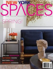 New York Spaces magazine subscription