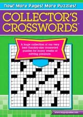 Collectors Crosswords Magazine