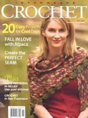 Interweave Crochet magazine subscription