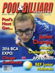 Pool & Billiard Magazine Subscription