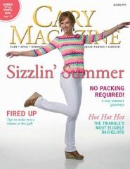 Cary Magazine-North Carolina magazine subscription