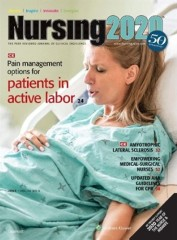 Nursing 2021 Magazine
