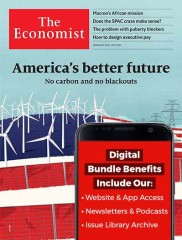 The Economist Magazine (Print Only) Magazine