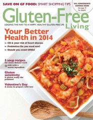 Simply Gluten Free Living Magazine Subscription
