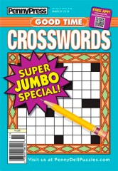 Good Time Crosswords magazine subscription